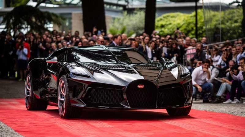 Стало известно, кто купил самый дорогой автомобиль в мире