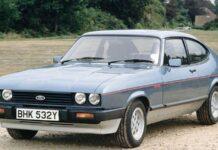 Ford думает о возрождении легендарного купе Capri