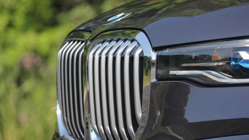 Появились новые подробности о BMW X8