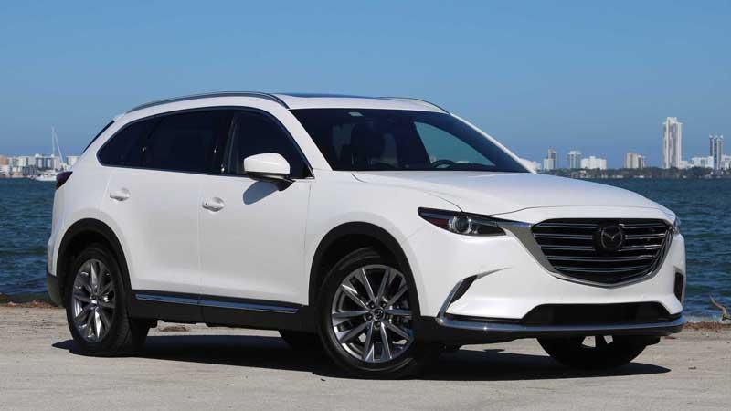 Mazda обновила кроссовер CX-9