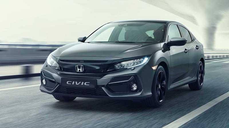 Honda показала обновленный Civic для Европы