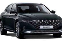 Hyundai подверг Grandeur глубокому рестайлингу
