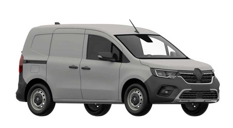 Как будет выглядеть Renault Kangoo нового поколения