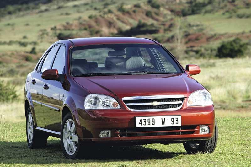 Chevrolet Lacetti 2004-2012