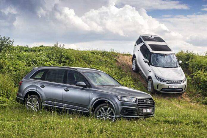 Что круче - Audi Q7или Land Rover Discovery?