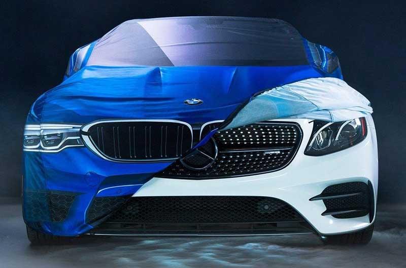 BMW потроллила Mercedes-Benz в Twitter