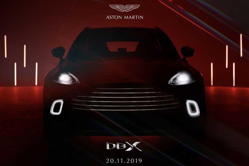 Aston Martin показал интерьер первого кроссовера и назвал его цену