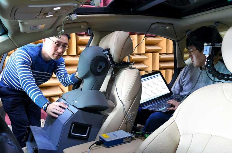 Hyundai обещает сделать машины очень тихими
