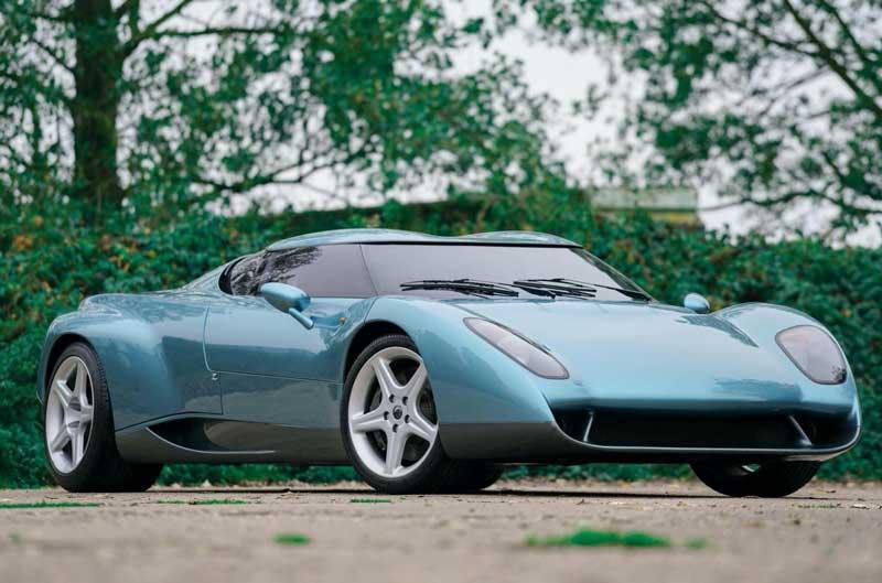 Единственный экземпляр суперкара Zagato Raptor продадут на аукционе