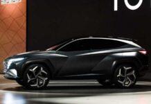 Hyundai показал дизайн будущих кроссоверов