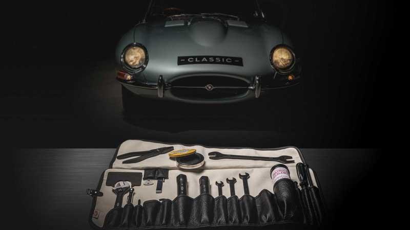 Jaguar выпустит набор гаечных ключей за тысячу долларов