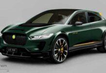 """Jaguar I-Pace получил """"заряженную"""" версию"""