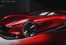 Mazda анонсировала виртуальную модель RX-Vision GT3