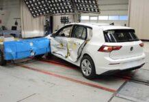 У Volkswagen Golf 8 нашли серьезную проблему с безопасностью