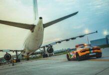 Lamborghini Huracan будет сопровождать самолеты в аэропорту Болоньи