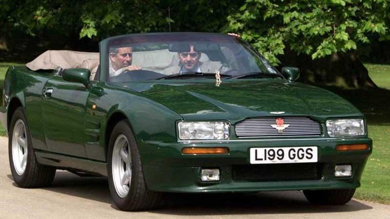 Aston Martin со встроенной сахарницей нашел нового владельца