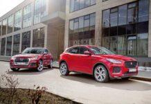 Audi Q5против Jaguar E-Pace