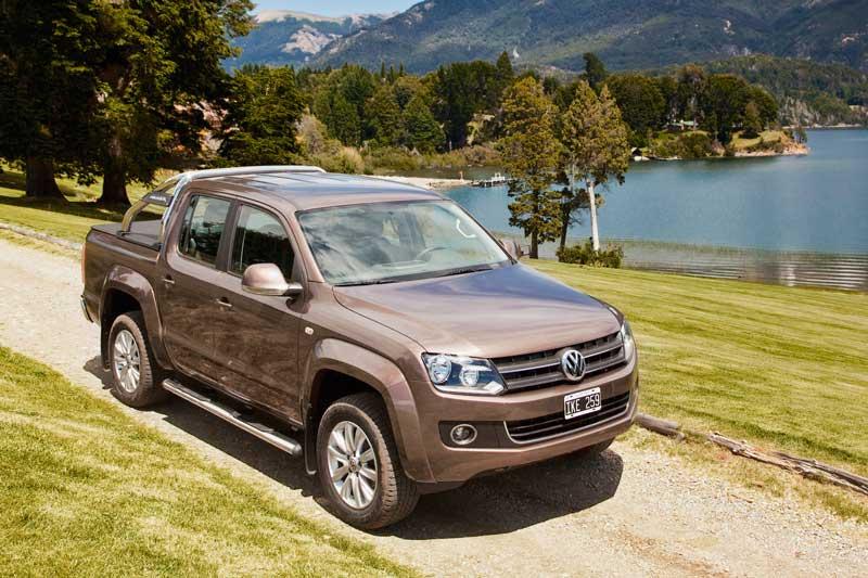 Volkswagen Amarok 2009-2016