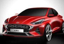 Hyundai показал первое изображение нового седана