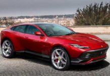 Новые подробности о первом кроссовере Ferrari