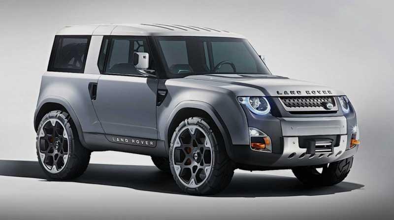 У Land Rover Defender может появиться