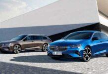 Opel обновил семейство Insignia