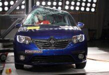 Renault экономит на безопасности Sandero в странах третьего мира