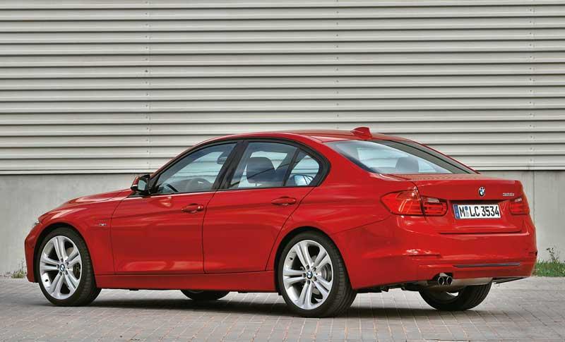 BMW 3-й серии: не смотрите на цифры!