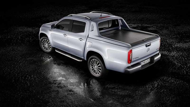 Mercedes-Benz сворачивает производство пикапа X-Class