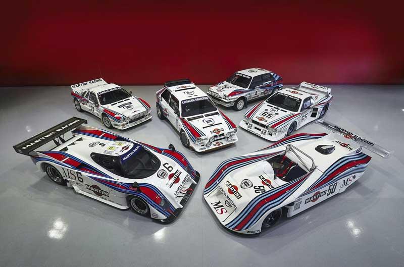 Уникальную коллекцию моделей Lancia выставили на продажу