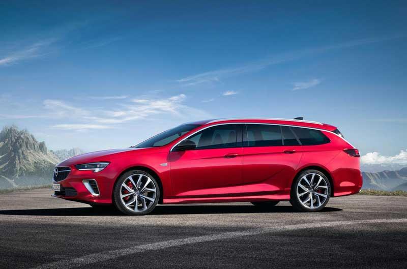 У Opel Insignia появился 9-ступенчатый автомат