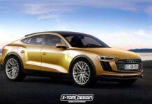 Audi готовит к показу кроссовер Q9