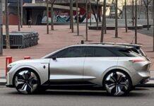 В Испании сфотографировали загадочный концепт-кар Renault