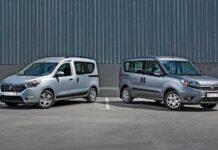 Renault Dokker против Fiat Doblo