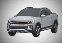 Volkswagen построит пикап на базе Tiguan