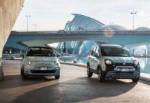 Fiat представил свои первые гибриды