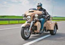Harley-Davidson Tri