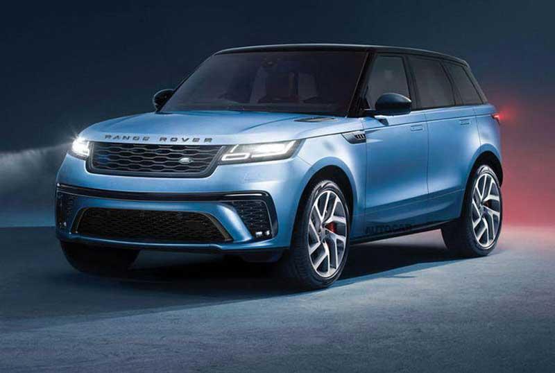 Новый Range Rover Sport - первые подробности