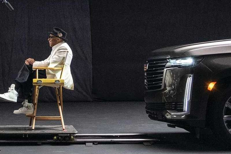 Новое поколение Cadillac Escalade дебютирует в феврале
