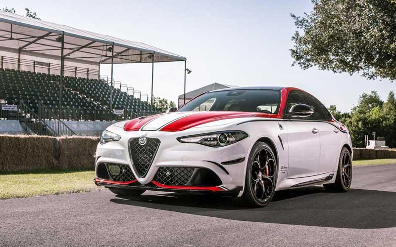 Alfa Romeo Guilia станет экстремальной