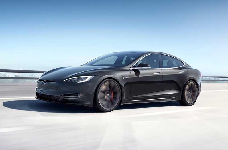 Запас хода Tesla Model S вырастет до 645 км