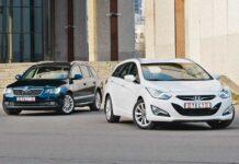 Skoda Superb против Hyundai i40. Сравнительный тест