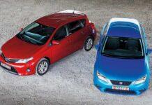 Toyota Auris против Seat Leon. Неправильный выбор