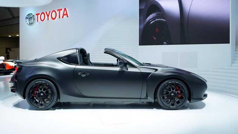 Спорткар Toyota GT86 нового поколения сменит имя
