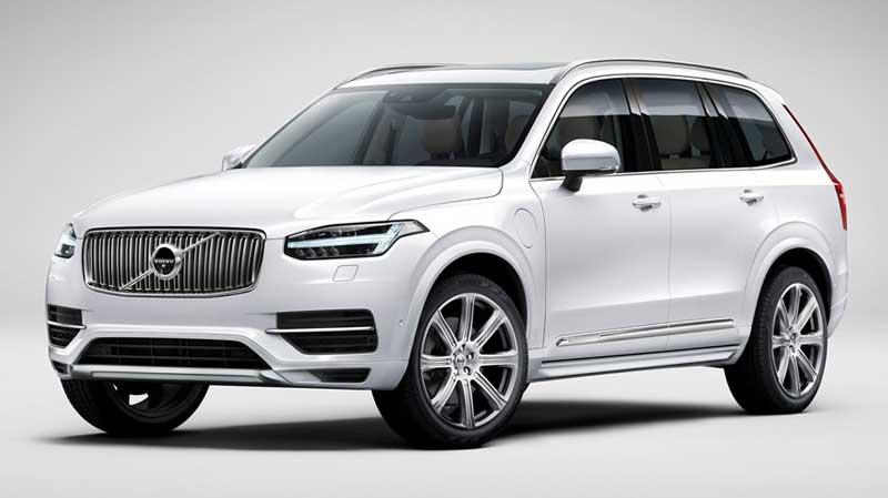 Следующий Volvo XC90 получит полностью электрическую версию