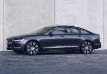 Volvo обновила седан и универсал 90-й серии