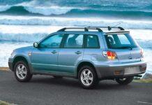 Mitsubishi Outlander 2002-2007