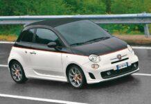 Fiat 500C Abarth: