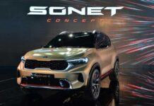 Kia Sonet - новый глобальный кроссовер корейской марки