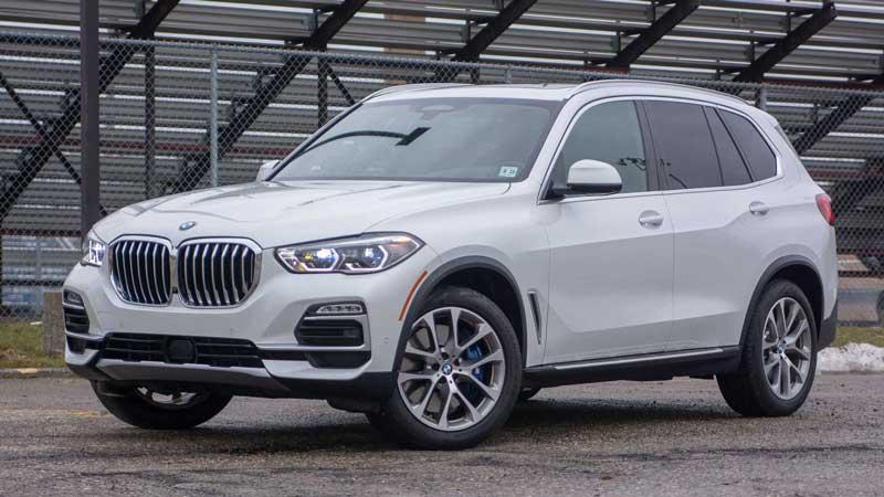 BMW сделал X5 и X6 умеренными гибридами